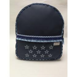 Mochila Personalizable Azul...