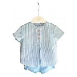 Camisa + Ranita - Valentina...