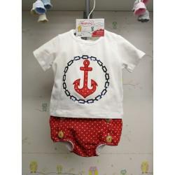 Camiseta + Ranita - Alma Petit