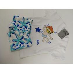 Bañador Camiseta + Boxer -...