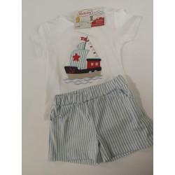 Camiseta + Pantalón - Petit...