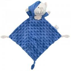 DouDou Oso Azul Marino